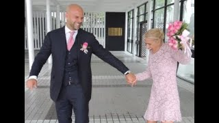 Heather Parisi sposa Umberto: «Vivo in un sogno»
