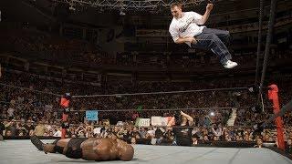 Shane McMahon, The Great Khali & Umaga vs. John Cena & Bobby Lashley - Raw, May 28, 2007