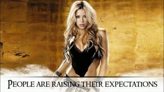 Shakira - Waka Waka (This Time for Africa) Lyrics HD
