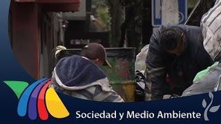 Recolección de basura en la CDMX | Noticias