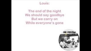 One Direction - Change My Mind (Karaoke)