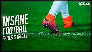 Insane Football Skills & Tricks 2016/2017 - HD #4
