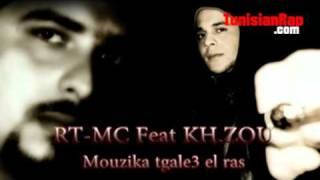 RT MC Feat Kh zou   Mouzika tgale3 el ras  new jdid 7ot   gale3