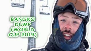 Bansko DUMP (World Cup 2019)