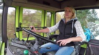 MB Trac night shift reloaded feat. Andrea | MB Trac 1600 turbo mit LEMKEN Juwel 8