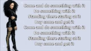 Empire Cast - Do Something With It feat. Serayah McNeill (Lyrics Video)