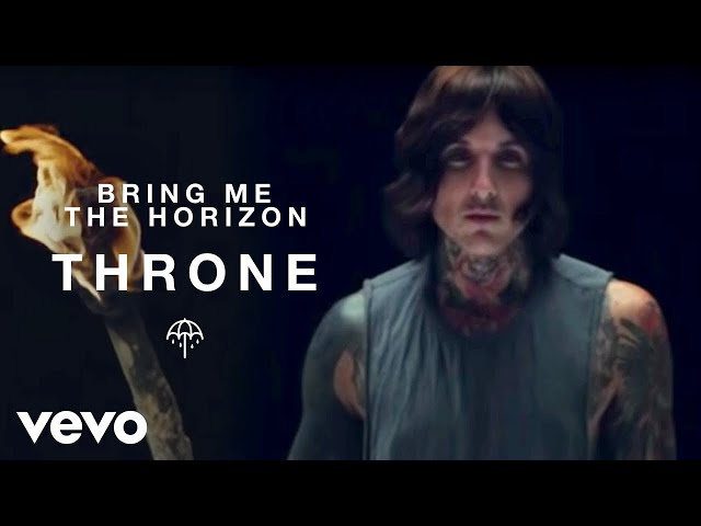 "VIdeo de ""Throne"" de Bring me the Horizon"