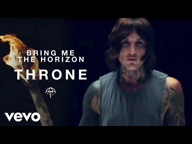 """VIdeo de """"Throne"""" de Bring me the Horizon"""