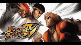 ''And the battle begins!'' Street Fighter IV Game Announcer/Quotes