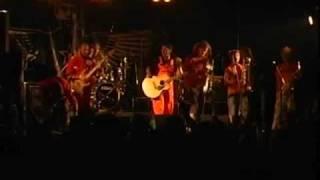05 Oranžās Brīvdienas - Everybody танцевать  (LIVE@LELLE ALTERNATIIV 2009)