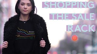 Thrifting on a Budget with Kaileemckenzie