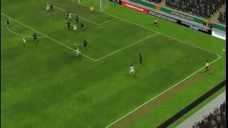 Mais uma grande jogada de Martin Ødegaard