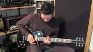 Aynsley Lister playing to Peter Green style track | JamTrackCentral.com