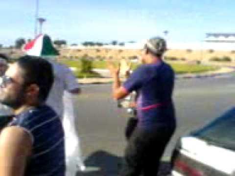 Oran,Preparation pour la coupe du monde  26mai2010