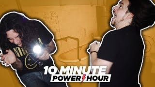 Escaping a Room of Terrors (Special Episode!) - 10 Minute Power Hour width=
