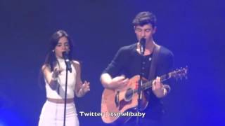 Shawn Mendes ft Camilla Cabello - I Know What You Did Last Summer LIVE Y100 Jingle Ball