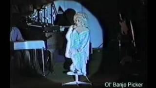Dolly Parton, To Daddy, Live at her old high school in 1979