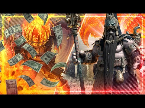 Geomancer DRAMA! Fire Knight WHALE Incoming! | RAID Shadow Legends