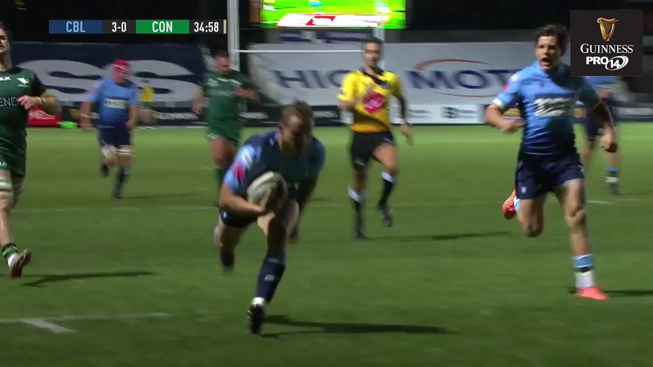 Cardiff Blues v Connacht – Guinness PRO14