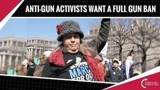 Anti-Gun Activists Admit Wanting FULL Handgun Ban