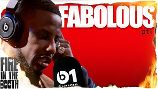 Fabolous - Fire In the Booth Freestyle