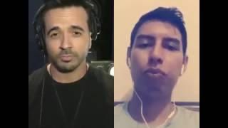 Luis Fonsi + Ronny Jaime - Despacito. Sing. Karaoke de Smule
