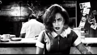 Lady Gaga em ''Sin City: A Dama Fatal - Dublado
