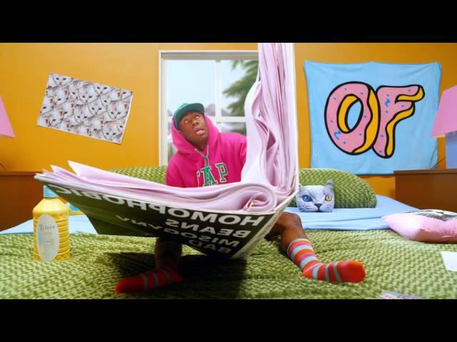 Videoclip oficial de 'Tamale', de Tyler, The Creator.