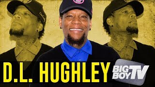 D.L. Hughley on His New Show, R. Kelly, Jussie Smollett + MORE!