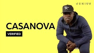 "Casanova ""Don't Run"" Official Lyrics & Meaning 