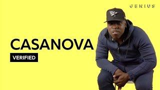 "Casanova ""Don't Run"" Official Lyrics & Meaning | Verified"