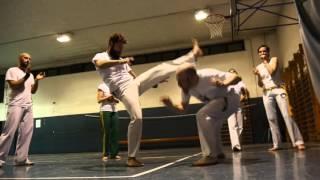 Roda com Dr. Pequeno, ALMA LIVRE-Capoeira