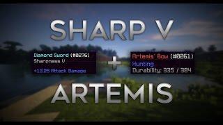 Hypixel UHC: ''Sharpness V + Artemis''