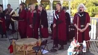 Amazing Grace  (in Cherokee) - Women of Heart