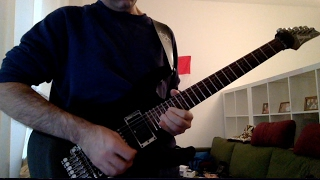 If I Knew - Helloween (Guitar Solo Cover)