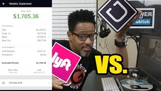 Uber vs Lyft. Which Rideshare Is #1 and Why?