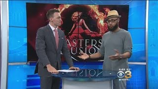 Master's Of Illusion To Premiere Friday On The CW Philly