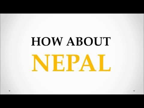 Vacation in Nepal