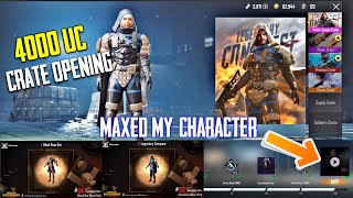 4000 UC Crate Opening | Maxing my Character | Victor Crate Opening