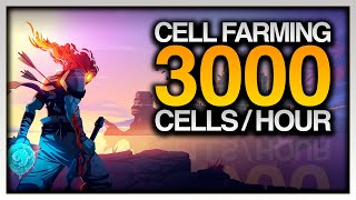 [DEAD CELLS] Best way to farm cells (3000+ cells / hour)