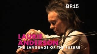 Laurie Anderson 8 y 9 de Mayo en Buenos Aires