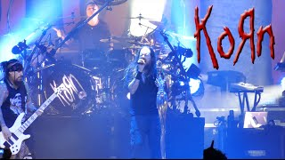 KORN live in Switzerland 2016 - Hater