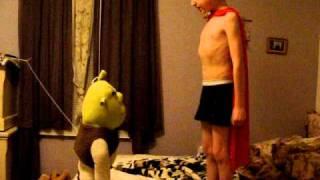This is Sparta( feat Shrek Staring Stevo)