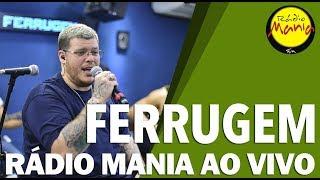🔴 Radio Mania - Ferrugem - Sinto Sua Falta