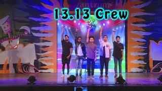 13.13 Crew | Special Guest Performance | Annual Carnival 2015 | Tantrum Dance Academy