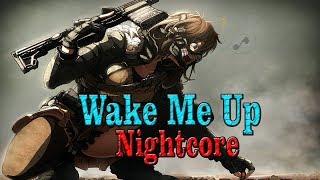 Nightcore - WAKE ME UP ( FRENCH VERSION ) AVICII feat. ALOE BLACK ( TRIBUTE TO AVICII )
