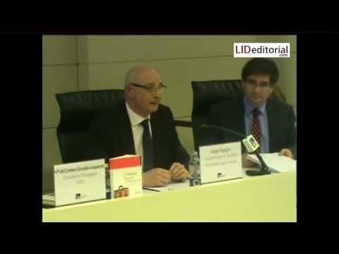 Presentación de «Trabajar Fuera», de Jorge Cagigas y Javier Arribas