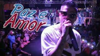 MC Lon - Paz e Amor (Web Clipe Oficial)