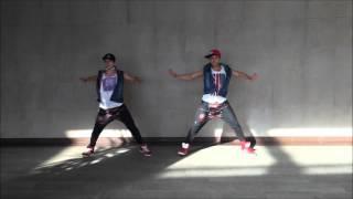 """GRUPO ZUMBA Z-2    """"Ricky Martin Feat Zion y Lennox - La Mordidita Remix"""""""