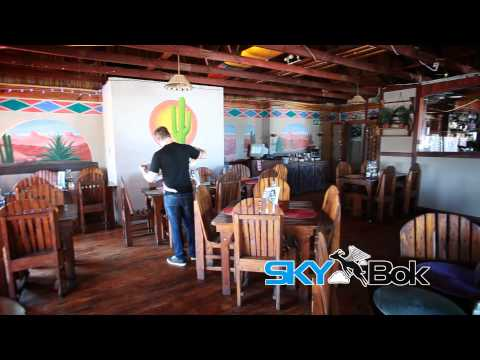 Skybok: The Mexican (Jeffreys Bay, South Africa)